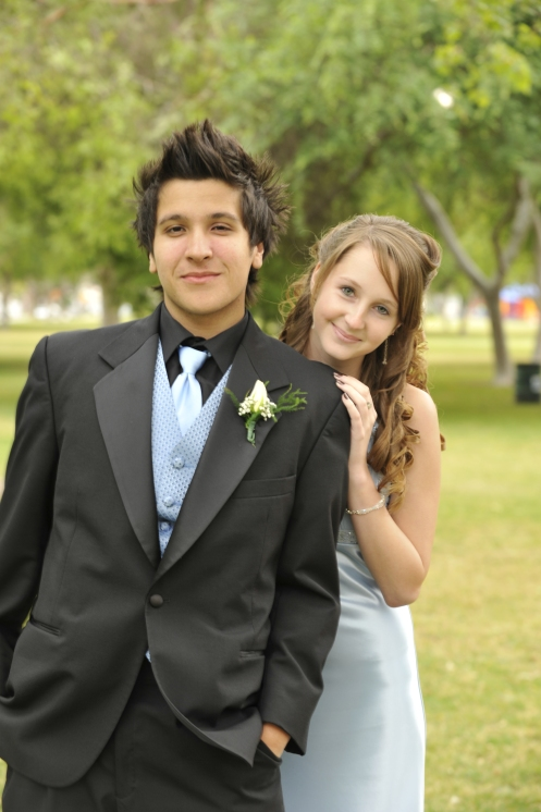 Tara and Corey