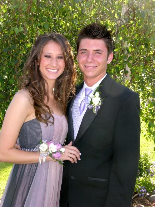 Tyler Senior Prom 2008